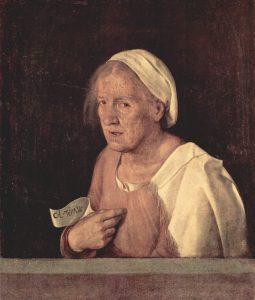 vieja Giorgione